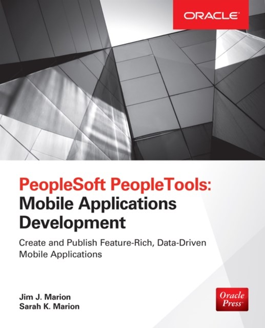 (ebook) PeopleSoft PeopleTools: Mobile Applications Development (Oracle Press)