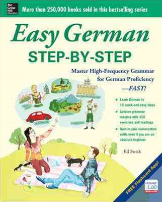 Easy German Step-by-Step