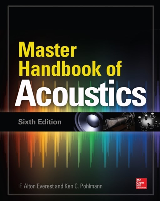 (ebook) Master Handbook of Acoustics, Sixth Edition