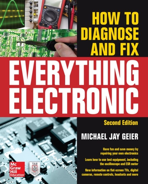 (ebook) How to Diagnose and Fix Everything Electronic, Second Edition