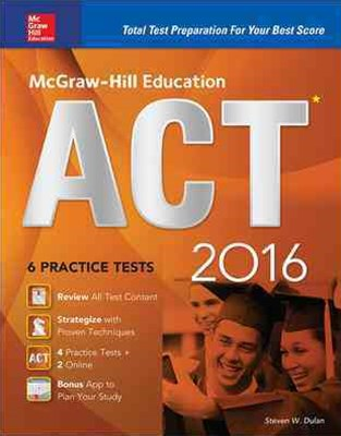McGraw-Hill Education ACT 2016
