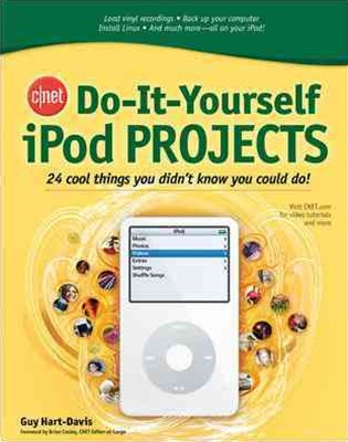 CNET Do-It-Yourself iPod Home Projects