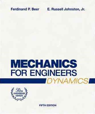 Mechanics for Engineers - Dynamics