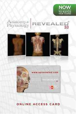 Anatomy & Physiology Revealed 3.0 Online Access Code