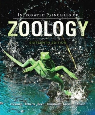 (ebook) Integrated Principles of Zoology