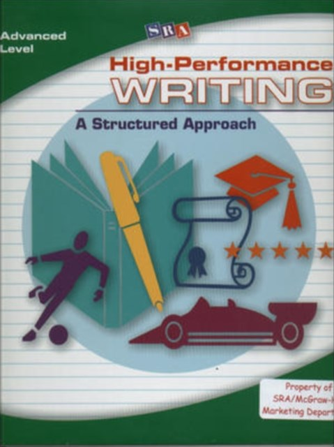 High-Performance Writing: a Structured Approach
