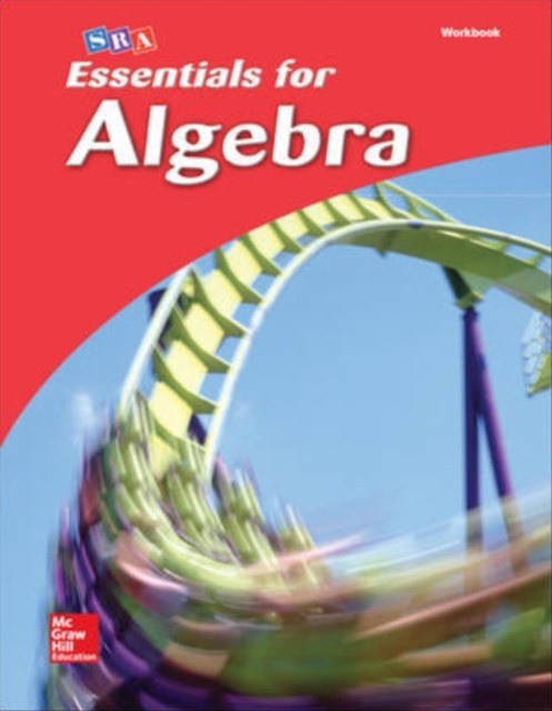 Essentials for Algebra Student Workbook