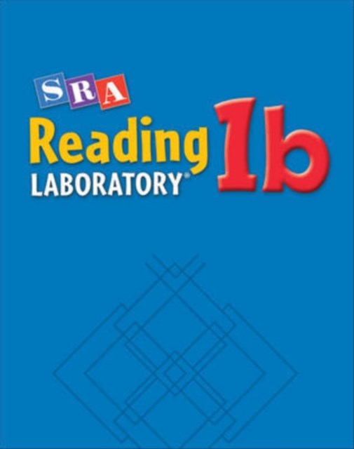 Reading Lab 1B - Student Record Book - Levels 1.4 - 4.5