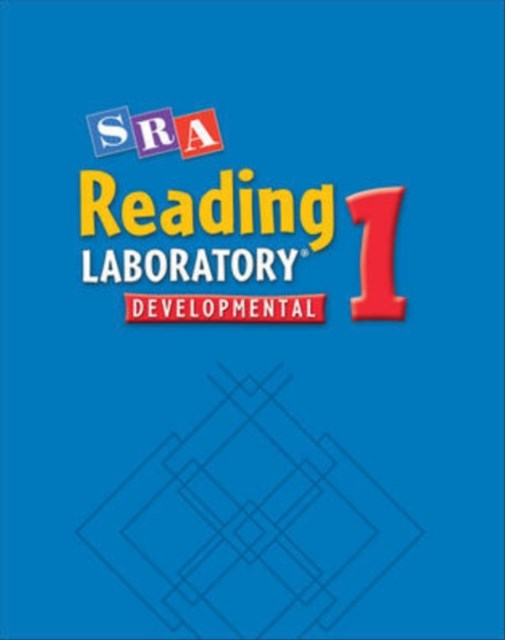 Developmental 1 Reading Lab - Student Record Book - Levels 1.2 - 2.2