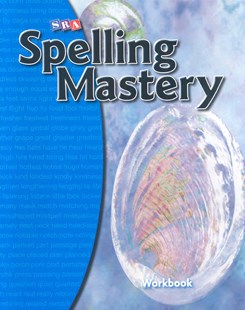 Spelling Mastery: Student Workbook by McGraw-Hill Education (9780076044832) - PaperBack - Non-Fiction