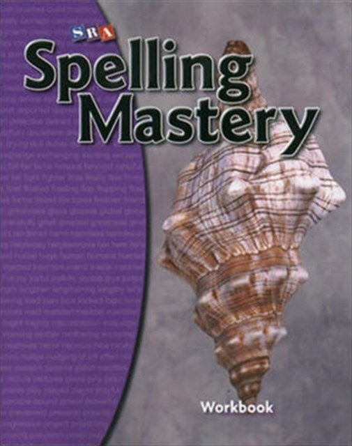 Spelling Mastery 2007