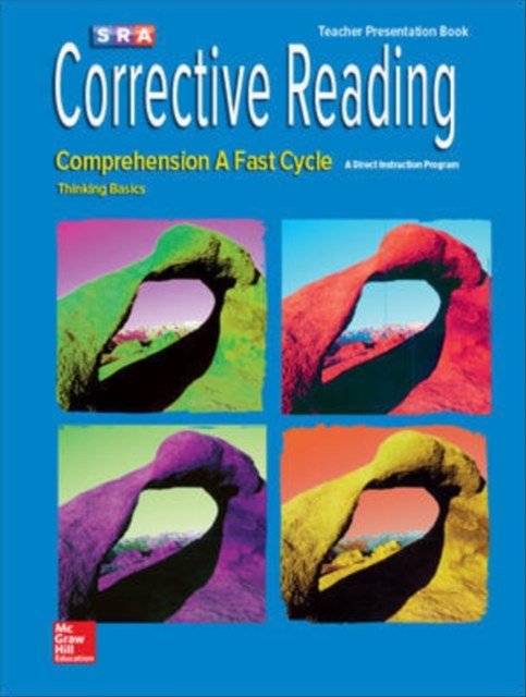 Corrective Reading Fast Cycle A, Presentation Book