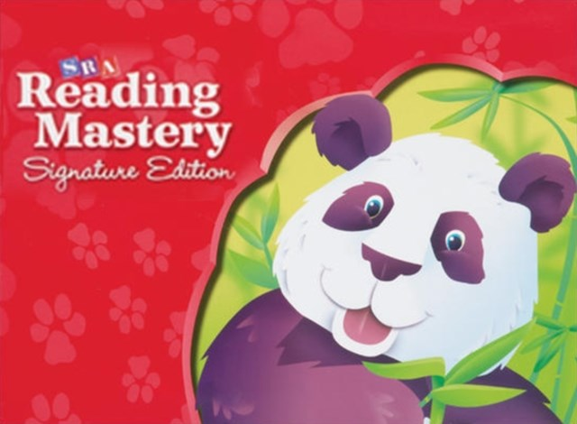 Reading Mastery - Assessment and Fluency Student Book - Grade K