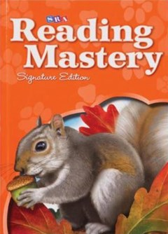 Reading Mastery Signature Edition 2008 Transistion 1-2 Textbook