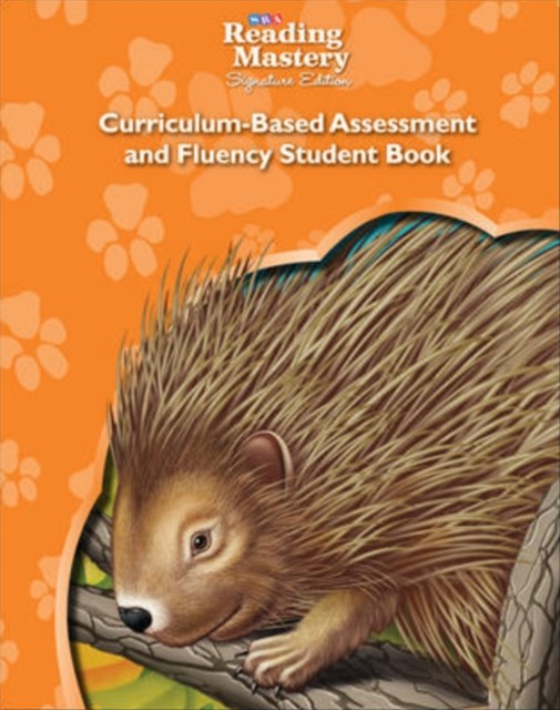 Reading Mastery - Assessment and Fluency Student Book - Grade 1