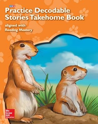 Reading Mastery Reading/Literature Strand Grade 1, Decodable Stories Workbook