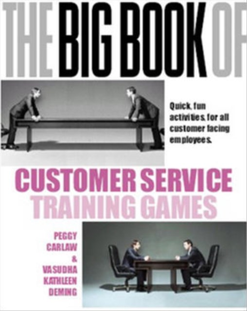 Big Book of Customer Service Training Games