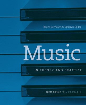 ebook for Music in Theory and Practice, Volume 2