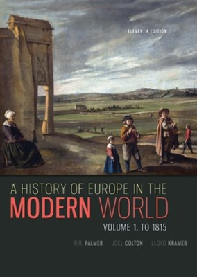 A History of the Modern World Volume 1