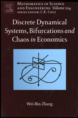 (ebook) Discrete Dynamical Systems, Bifurcations and Chaos in Economics