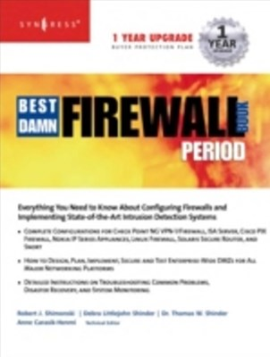 Best Damn Firewall Book Period