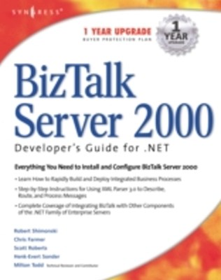 Biz Talk Server 2000 Developer's Guide