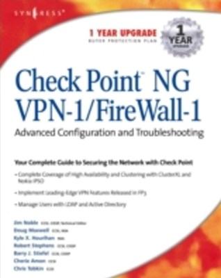 CheckPoint NG VPN 1/Firewall 1