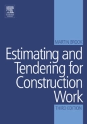 Estimating and Tendering for Construction Work