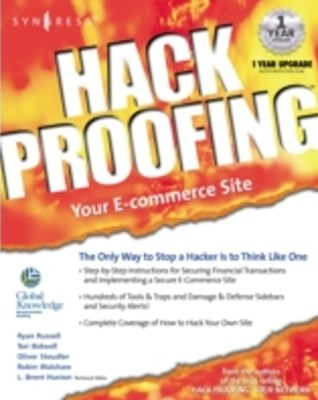 Hack Proofing Your E-commerce Web Site