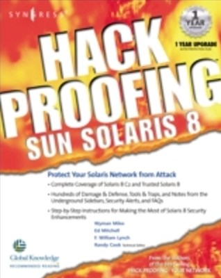 Hack Proofing Sun Solaris 8