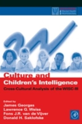(ebook) Culture and Children's Intelligence
