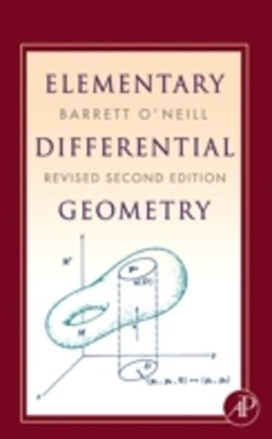 (ebook) Elementary Differential Geometry, Revised 2nd Edition