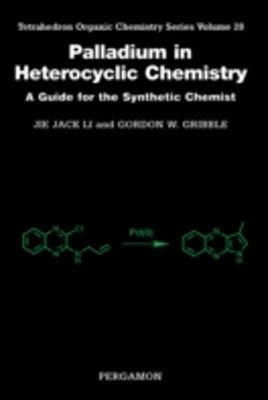 (ebook) Palladium in Heterocyclic Chemistry