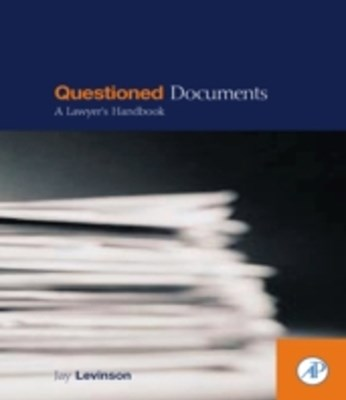 (ebook) Questioned Documents