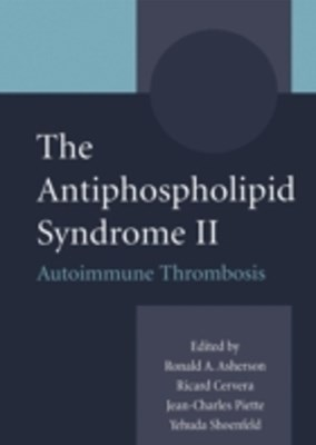 Antiphospholipid Syndrome II