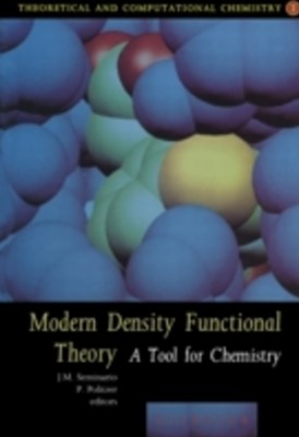 Modern Density Functional Theory: A Tool For Chemistry