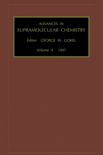 Advances in Supramolecular Chemistry