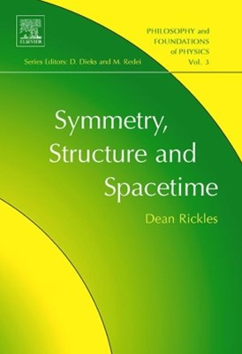 Symmetry, Structure, and Spacetime