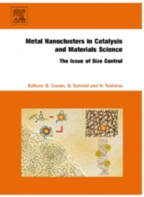 Metal Nanoclusters in Catalysis and Materials Science: The Issue of Size Control
