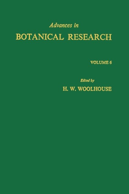 Advances in Botanical Research