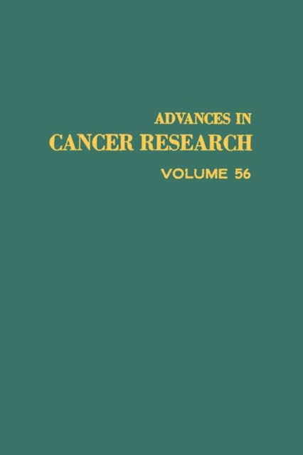 (ebook) Advances in Cancer Research