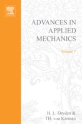 Advances in Applied Mechanics