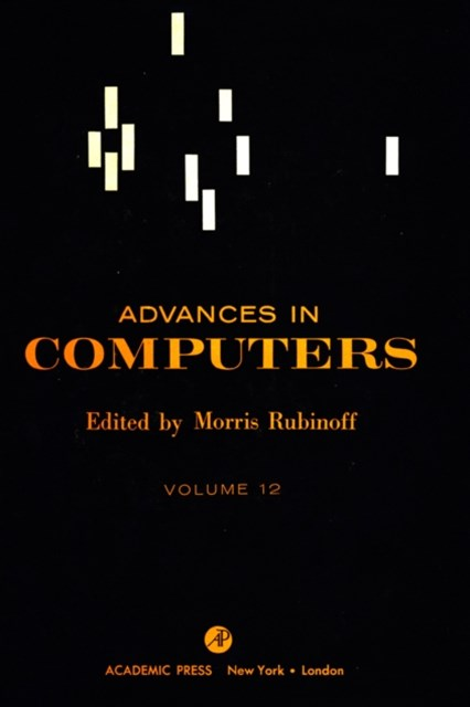 Advances in Computers