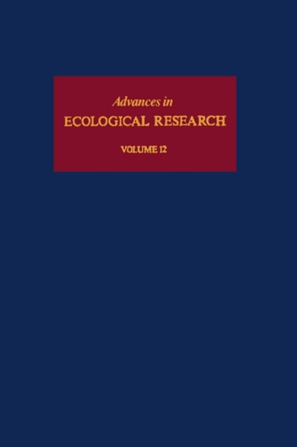 Advances in Ecological Research