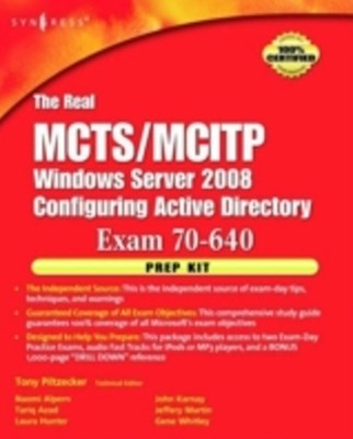 Real MCTS/MCITP Exam 70-640 Prep Kit