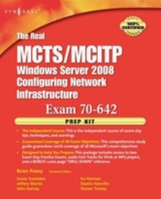 Real MCTS/MCITP Exam 70-642 Prep Kit