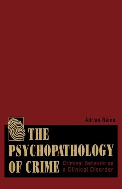 (ebook) Psychopathology of Crime
