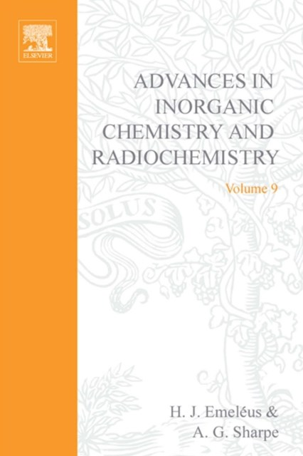Advances in Inorganic Chemistry and Radiochemistry