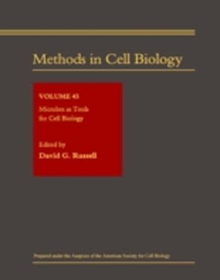 Microbes as Tools for Cell Biology