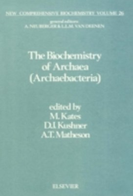 Biochemistry of Archaea (Archaebacteria)